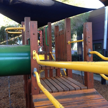 Wesley College Playground